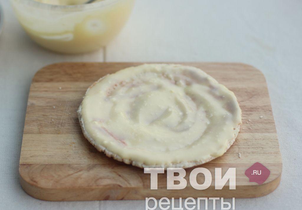 Торт на сгущенном молоке рецепт на сковороде 130