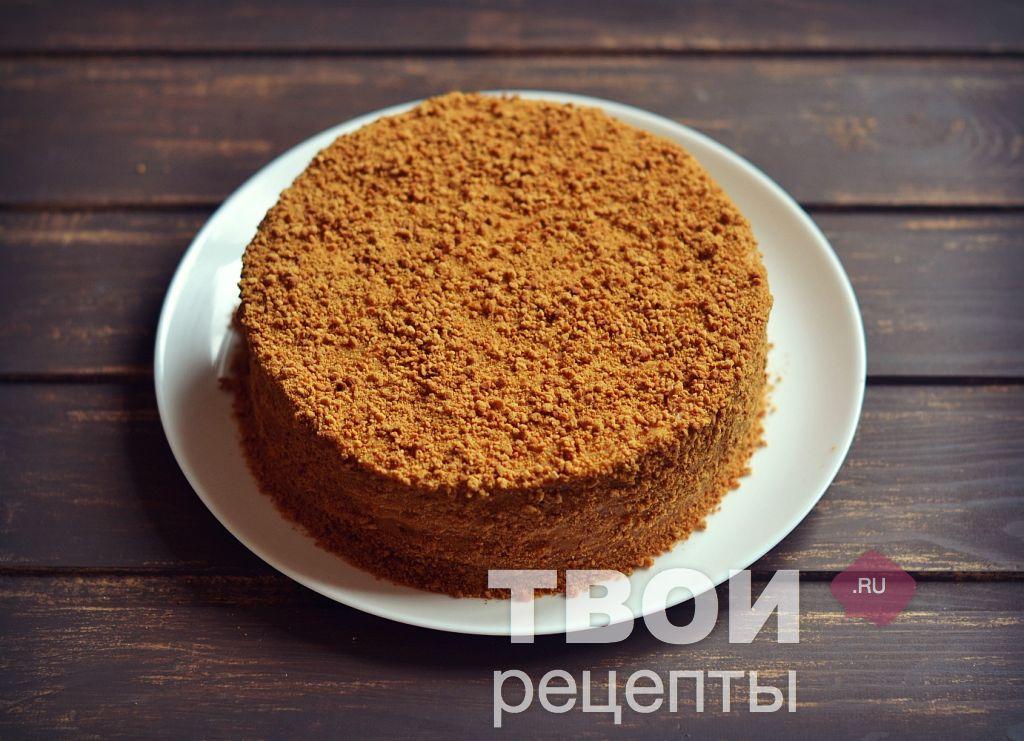 как приготовитьс торт нежный пышный рыжик