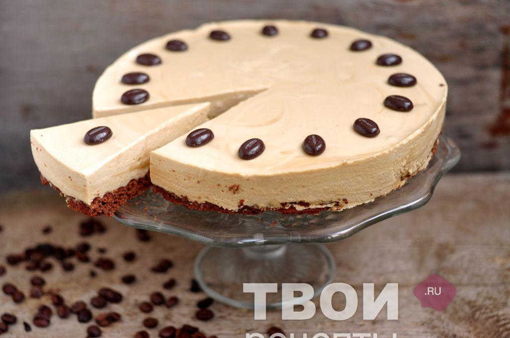 Мусс для торта рецепт пошагово в домашних