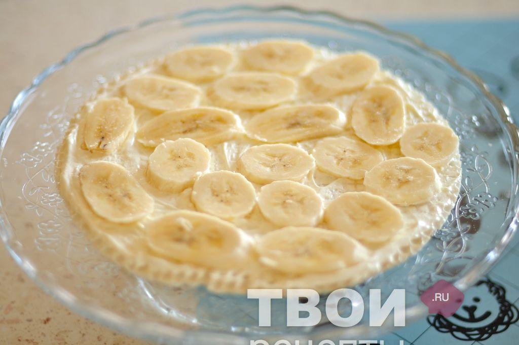 Бананы со сгущенкой рецепт