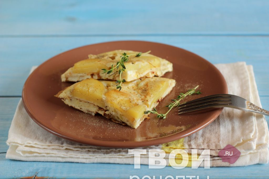 Тортилья с начинкой рецепты на завтрак