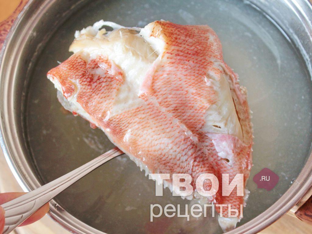 Как приготовить морского окуня пошаговый рецепт с
