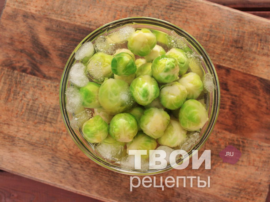 приготовление брюссельской капусты рецепты