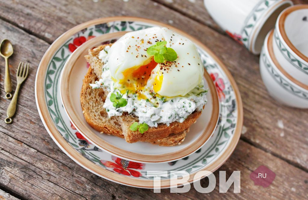 Яйца пашот как приготовить рецепт