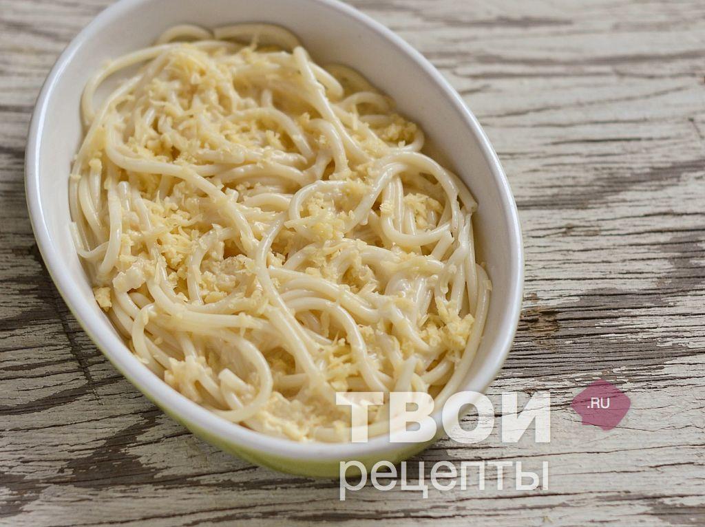 простая запеканка из макарон пошаговый рецепт