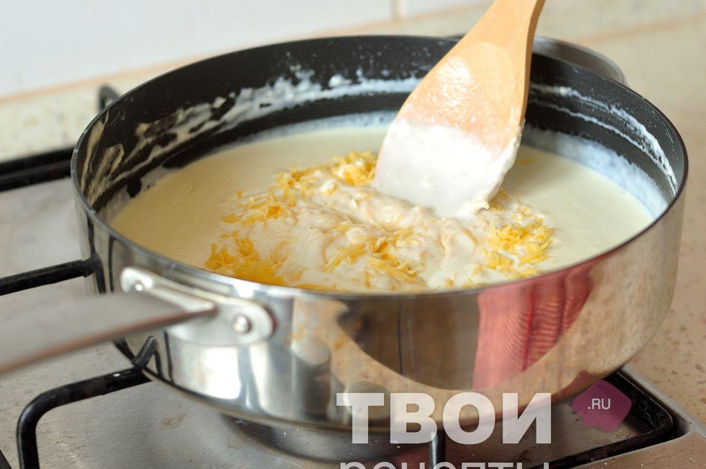 Соус к макаронам из сметаны рецепт с пошагово