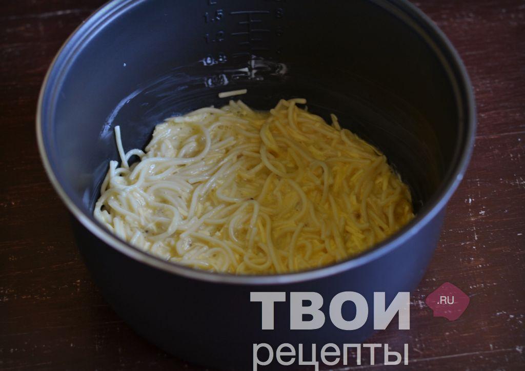 диетические рецепты из макарон в мультиварке