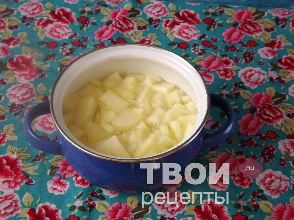 Рецепт зефира яблочного в домашних условиях с пошагово