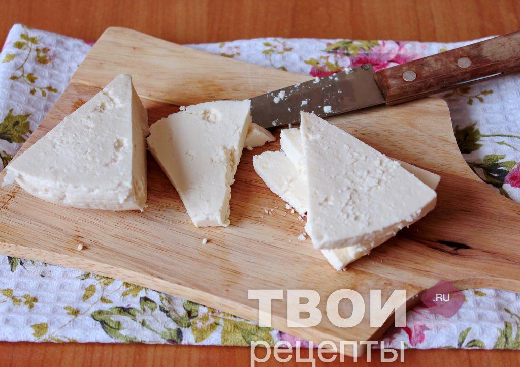 Сыр адыгейский рецепт пошагово