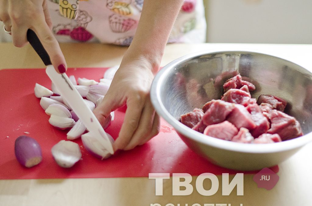 Жаркое по домашнему рецепт пошагово