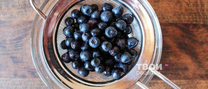 Рецепт домашней настойки из черники