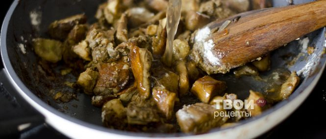 Жаркое из говядины рецепт с пошаговым