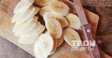 Банановые чипсы рецепт в духовке