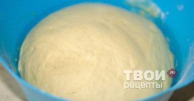 Булочки с сахаром - вкусный рецепт с пошаговым фото