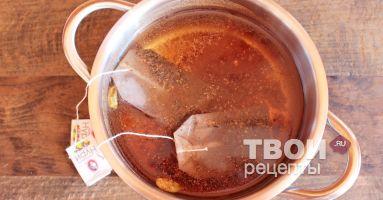 Чай латте - вкусный рецепт с пошаговым фото