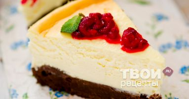Чизкейк домашний - вкусный рецепт с пошаговым фото