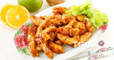 Курица Терияки - вкусный рецепт с пошаговым фото
