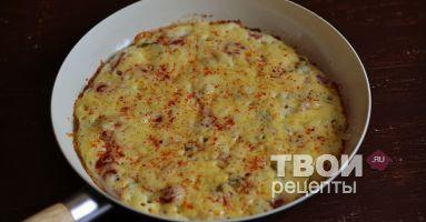 пицца минутка в духовке рецепт с фото