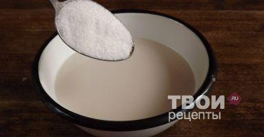 Вкусный рецепт Пончиков с пошаговым фото