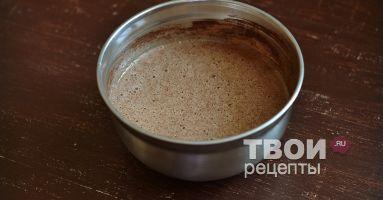 Шоколадный бисквит - вкусный рецепт с пошаговым фото