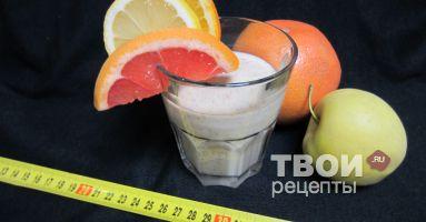 Жиросжигающий коктейль для похудения в домашних условиях рецепт