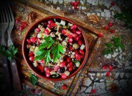 Вкусныё рецепты салатов