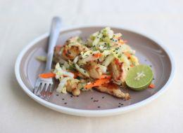Что готовить на новогодний стол? Recept-pekinskii-salat-s-kuritsei