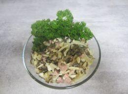 салат сытный и простой рецепт