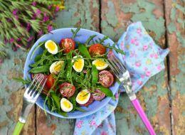 Салат мясной рецепт пошагово в