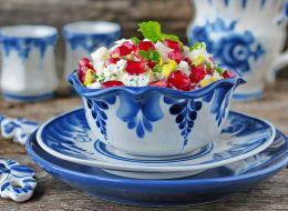 Овощные салаты Recept-salat-syrnyi
