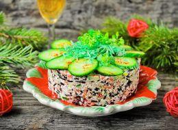 Вкусный салат рецепт с отзывами