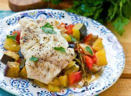 Вкусные диетические блюда из рыбы