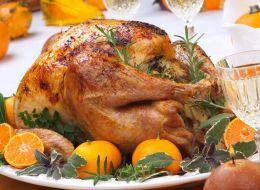 Курица в духовке на пасху