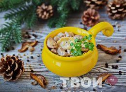 Блюда в горшочках на пасху